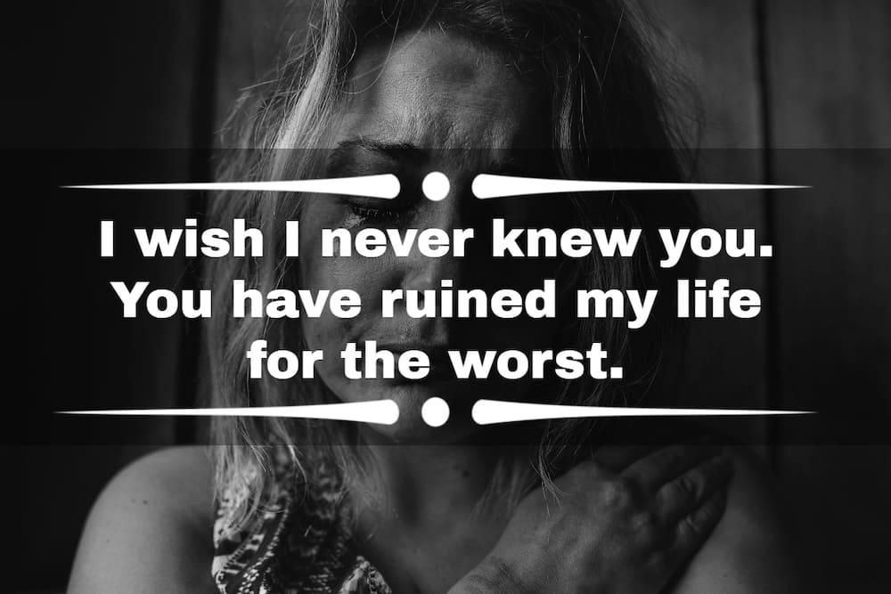 kutipan ketika seseorang menyakitimu