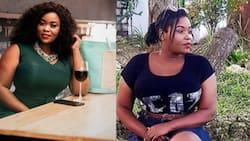 "Radio Host Nzula Makosi Flaunts Her Toned Post-delivery Body: ""My Kids Say I Am 25 Years"""