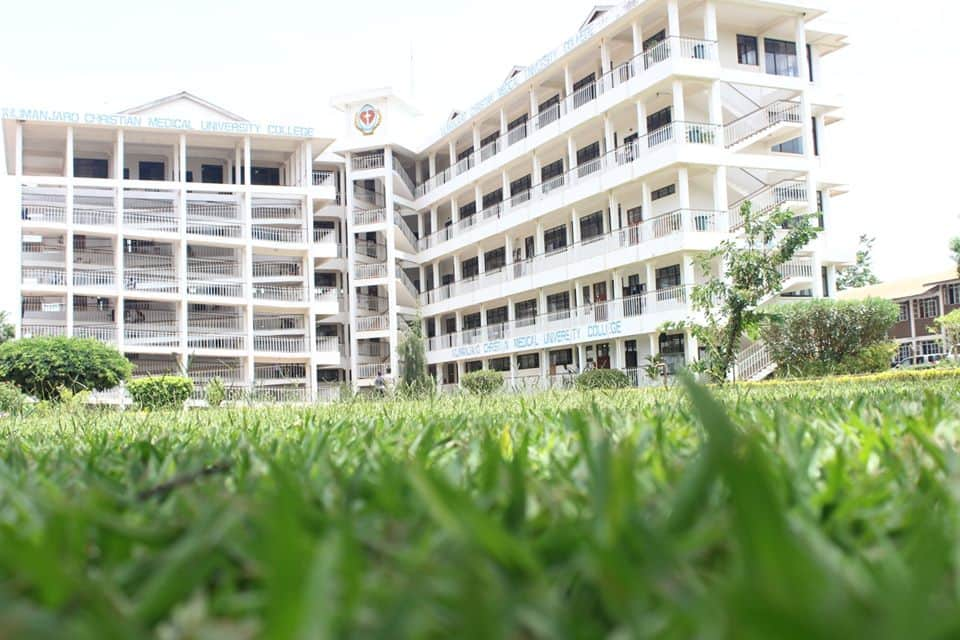 courses offered at kcmc university
