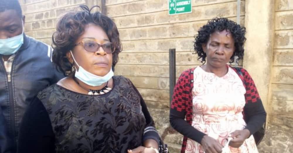 Mtoto ni wa Justus Murunga: Matokeo ya DNA yaonyesha alizaa na hawara wake