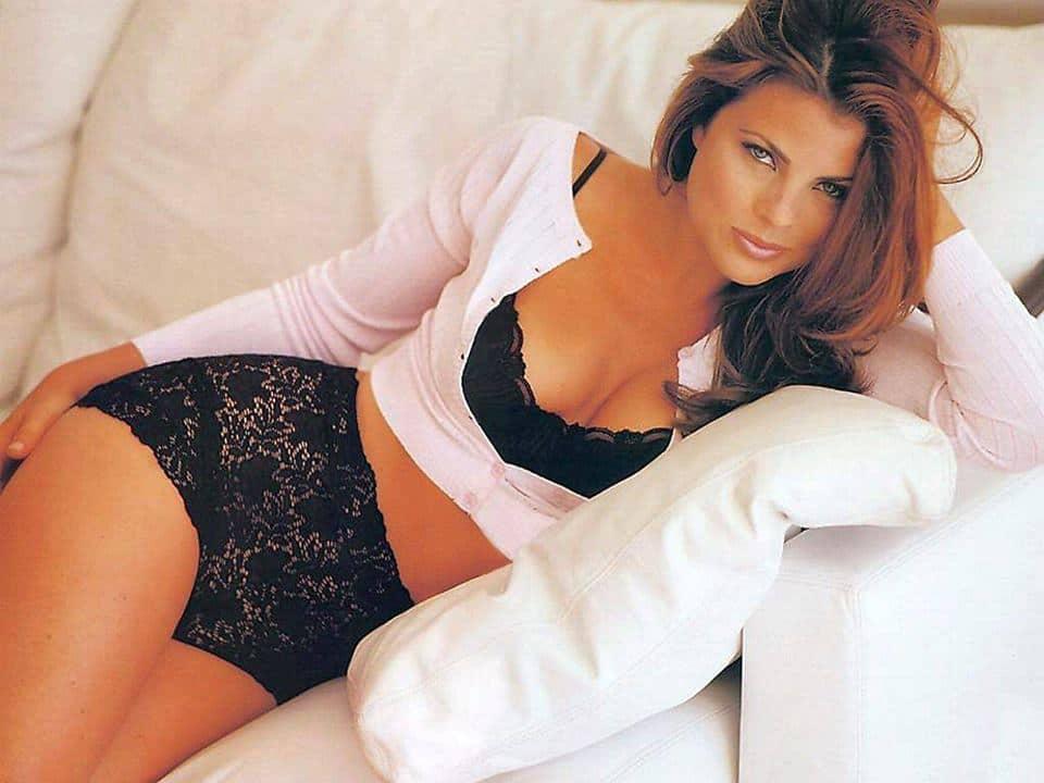 Yasmine Bleeth modelling career
