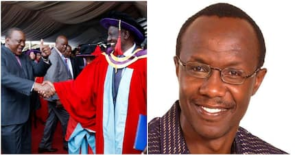 Kenyans bash NASA strategist David Ndii for sarcastic congratulatory message on Ruto's PhD graduation
