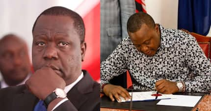 Kenyans react to Uhuru decision to give Matiang'i role of supervising other CS's