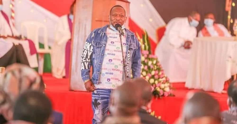 "Karen Nyamu celebrates Mike Sonko in beautiful birthday message: ""Don't let the world harden you"""