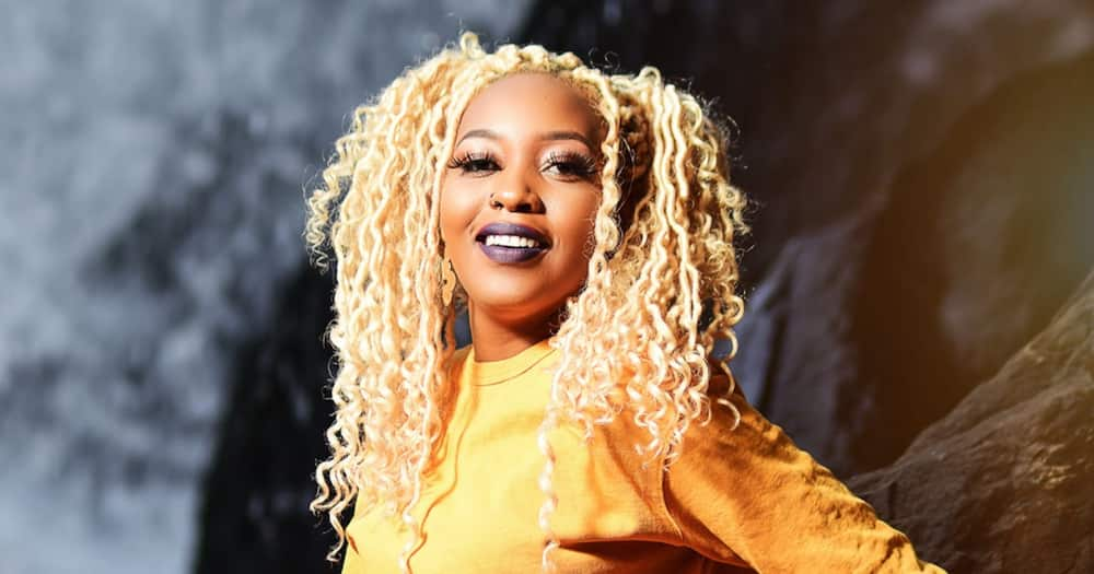 Former Auntie Boss Actress Nyce Wanjeri Launches Music Career, Features Lover in New Song