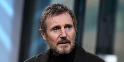 10 latest Liam Neeson movies