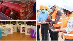 Charity Ngilu Impresses Kenyans with Variety of Products Produced in Kitui