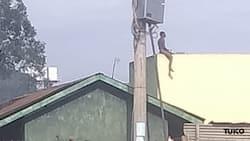 Sarakasi: Mfungwa Kakamega Agoma Akilalamikia Kupewa Kiasa Kidogo cha Chakula