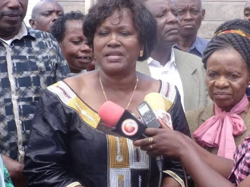 Uasin Gishu politicians ask Uhuru's sister to plead with him to suspend 16% fuel levy