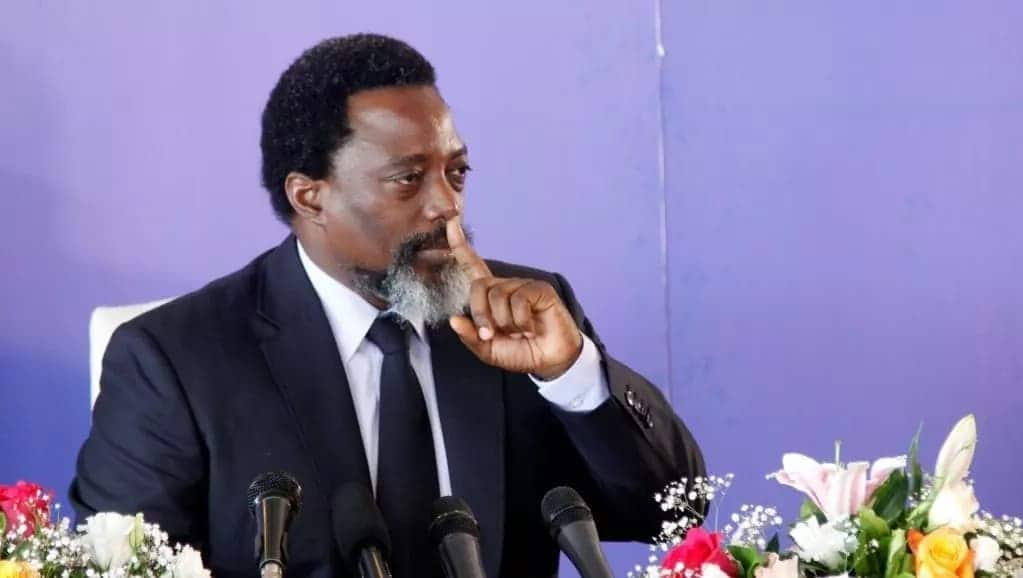 Congo's President Kabila rules out third term bid, steps down ahead of presidential election