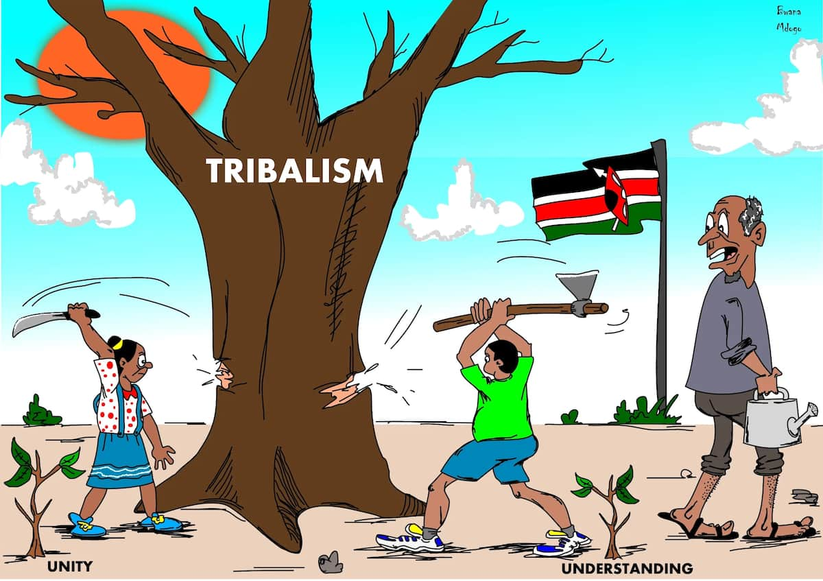 How to fight tribalism in Kenya