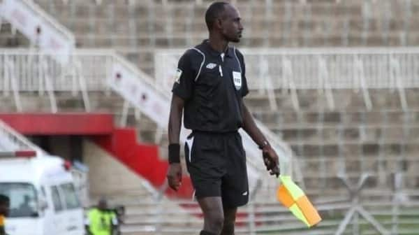 Kenyan Referee Aden Marwa shortlisted as Match official for 2018 FIFA World Cup in Russia