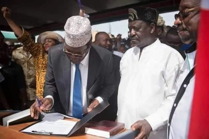 This is why NASA MPs could be celebrating 'general' Miguna's deportation