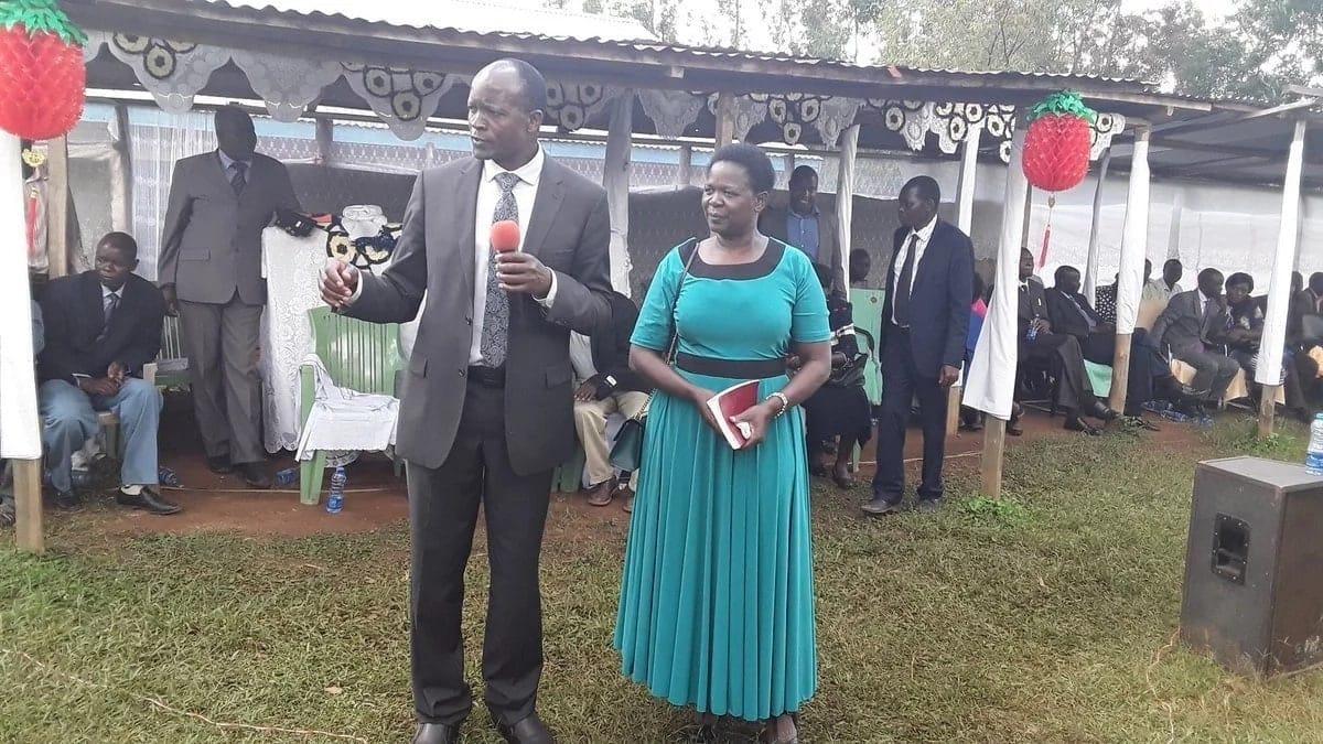 Picha zinazoonyesha mkewe Gavana Obado, Hellen Obado, alivyojihusisha katika shughuli zake