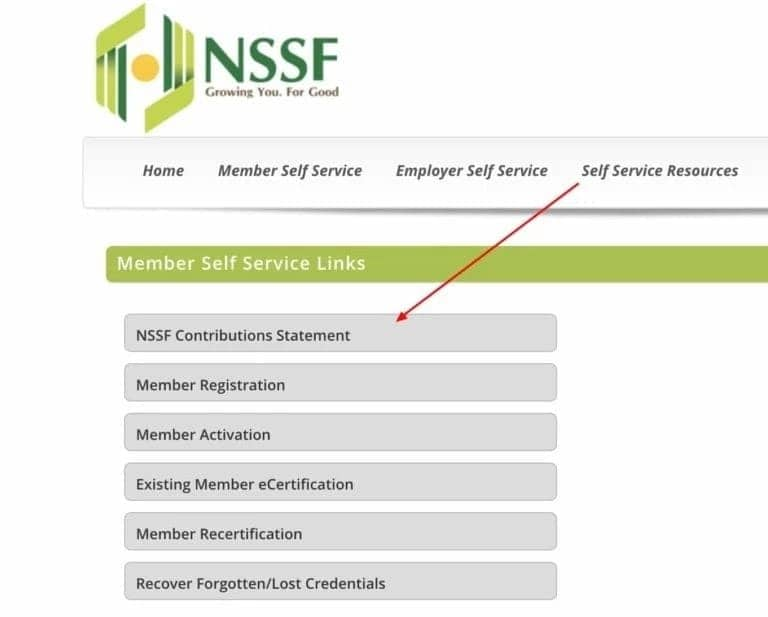 Nssf Kenya rates Nssf new rates New nssf rates Nssf rates in Kenya 2018 Nssf contribution rates