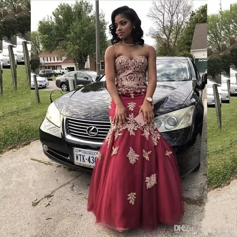 Best African prom dress designs