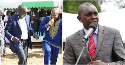 Parliament records show MP Oscar Sudi was in primary and secondary school at the same time