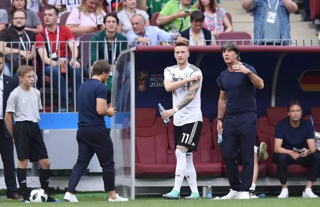 Joachim Low breaks silence after Germany floored by electrifying Mexico in group opener