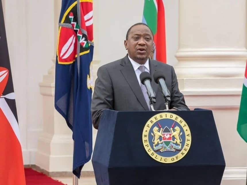 Uhuru to fly out amid stand-off between government and Miguna
