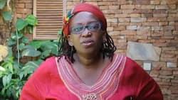 Controversial female Ugandan professor describes her genital as huge, offers it to Kenyan men