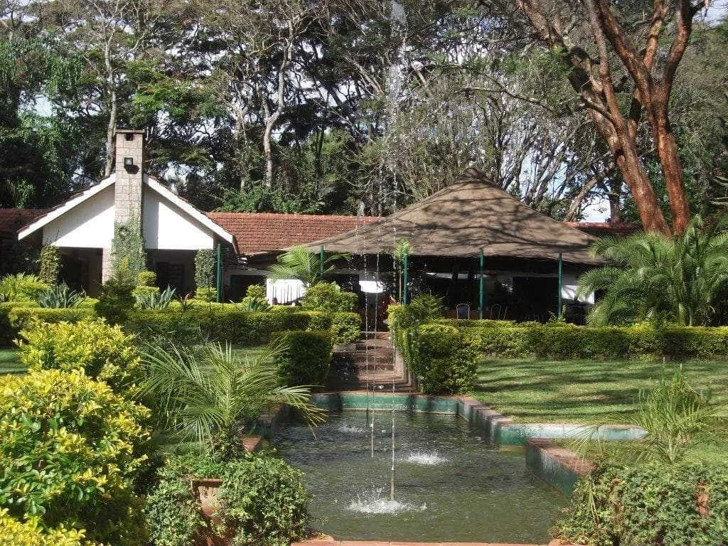 hotels in Karen Nairobi