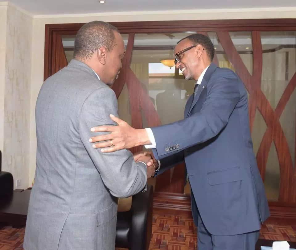 Museveni, Kagame wasifu Uhuru kwa sababu ya SGR
