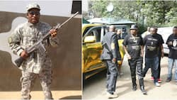Sonko and his men fire gunshots in the air to scare away occupants in Mtwapa land dispute