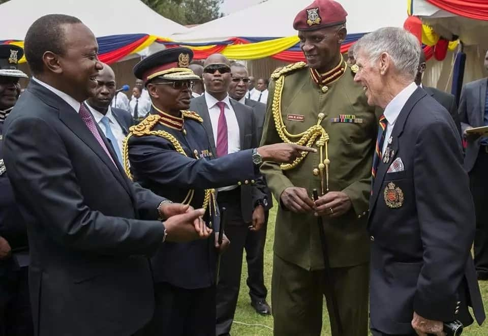 President Uhuru goes on record pleading with Kenyans to protect him