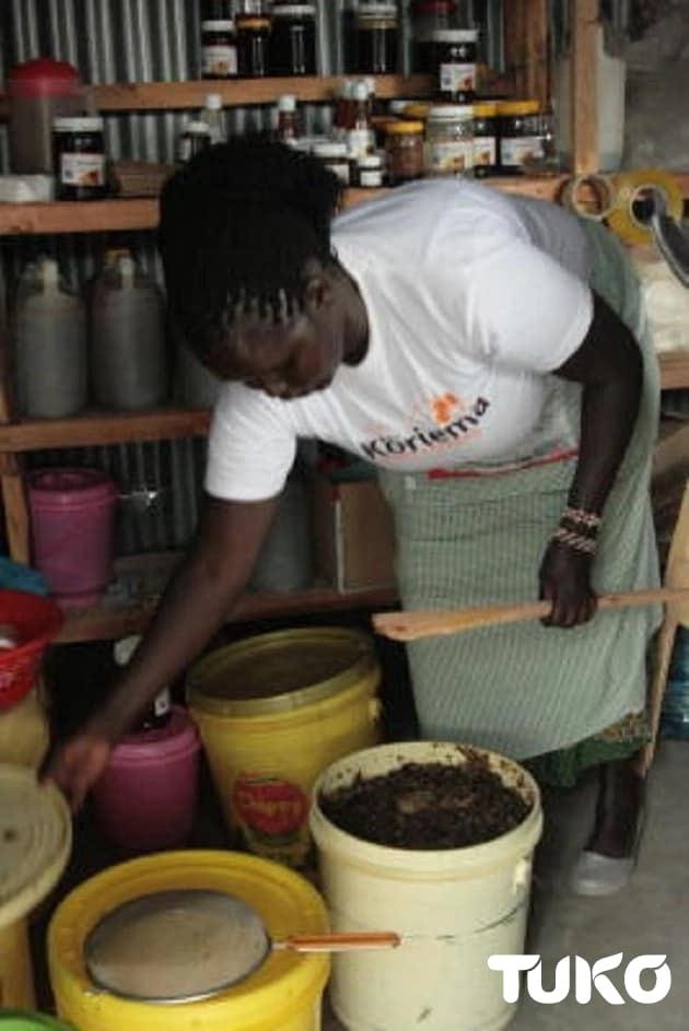 Honey for money: Baringo women turn misfortune into bliss