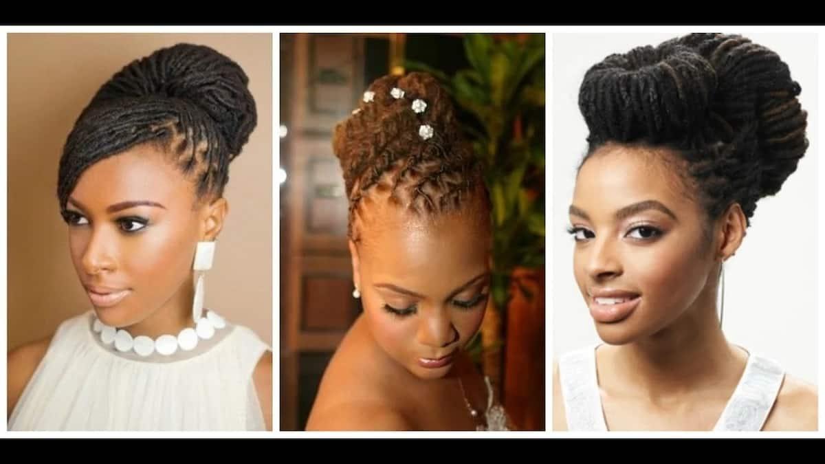 Dreadlocks hairstyles for ladies