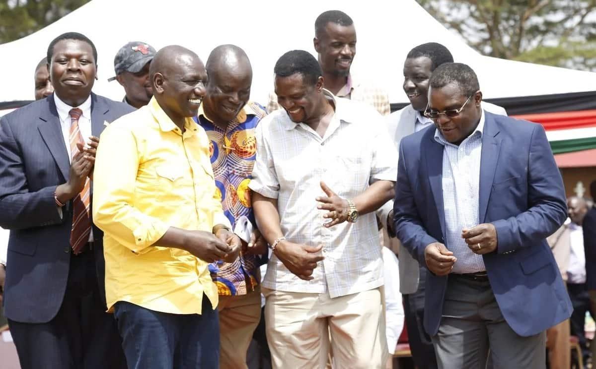 Ruto atua Bungoma na kuacha 'kitita' cha KSh 300milioni