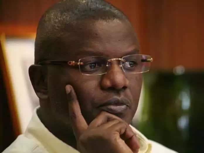 Louis Otieno health
