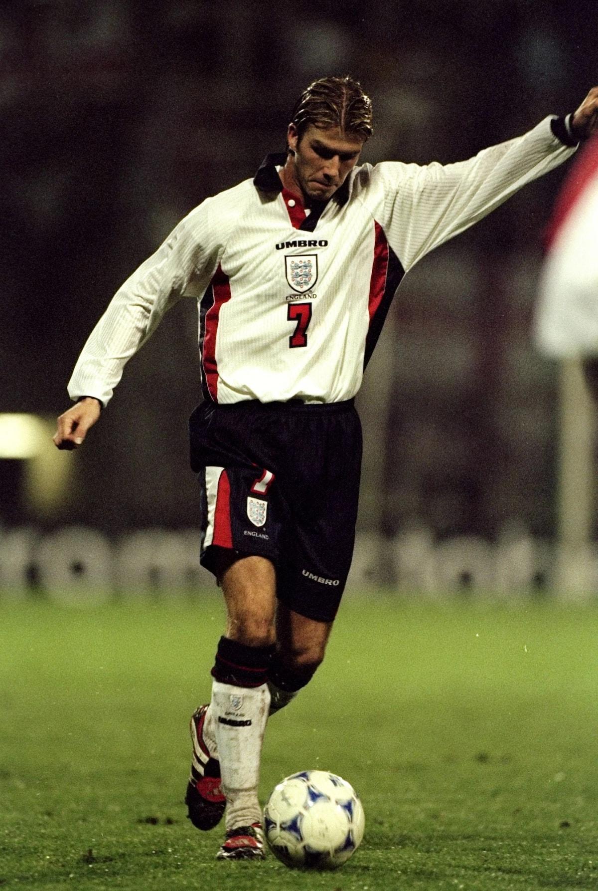 Kati ya Uingereza na Argentina nani atabeba kombe? David Beckham atoa jibu