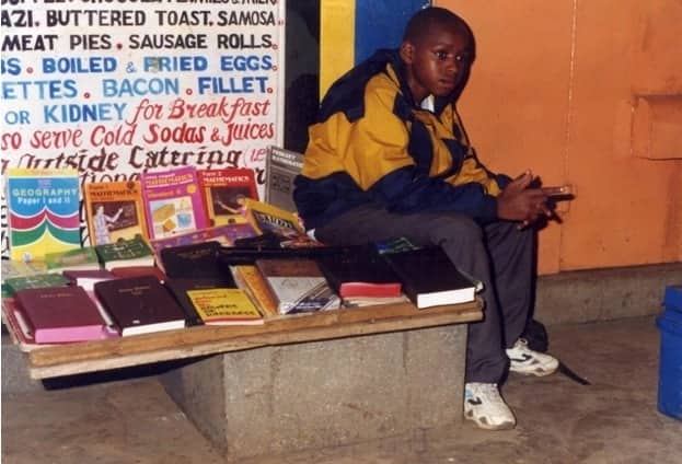 Activist Boniface mwangi education