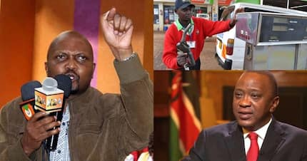 Kuria says Kenya is in economic crisis because State had neglected people's voice