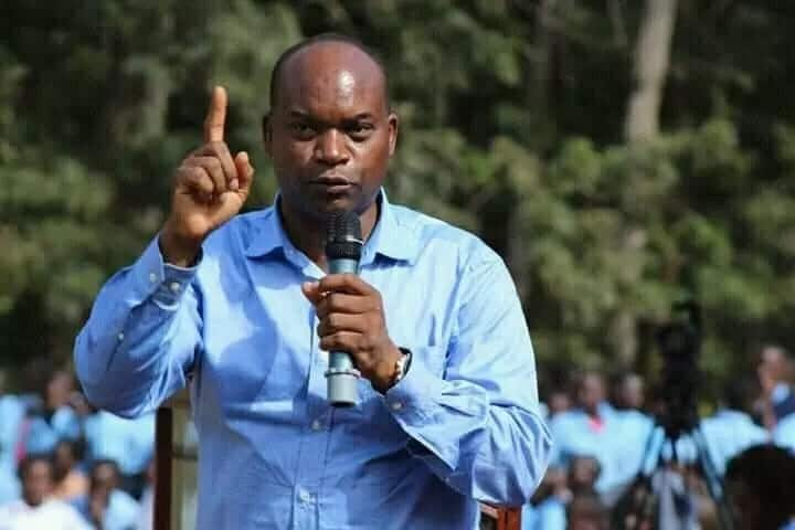 Kirinyaga Deputy Governor Peter Ndambiri should do the honorable thing and resign