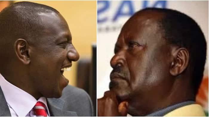 William Ruto beats Raila by far as most preferred 2022 presidential candidate - poll