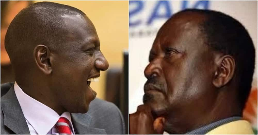 DP William Ruto remains the presidential candidate for the Jubilee party. NASA leader Raila Oodinga had, however, indicated he will not vie again.