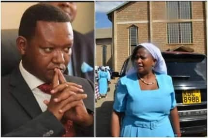 Apologise or see fire -Governor Mutua warns Wavinya Ndeti