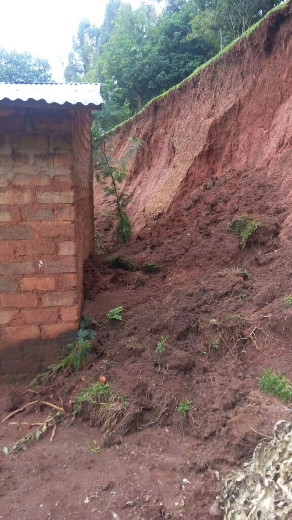 30 homes buried in Makueni after flash floods