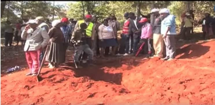 Nyeri thieves attempt to exhume body buried in KSh80,000 coffin