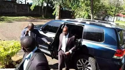 Embattled Migori Governor Okoth Obado reshuffles cabinet days after leaving police custody