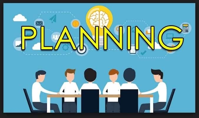 importance of planning, importance of disaster planning, benefits of planning in an organisation