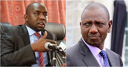 William Ruto is not Jubilee Party's automatic 2022 presidential candidate - Kipchumba Murkomen