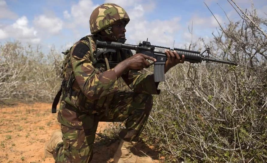 KDF kill 5 al-Shabaab militants who attacked Garissa police camp