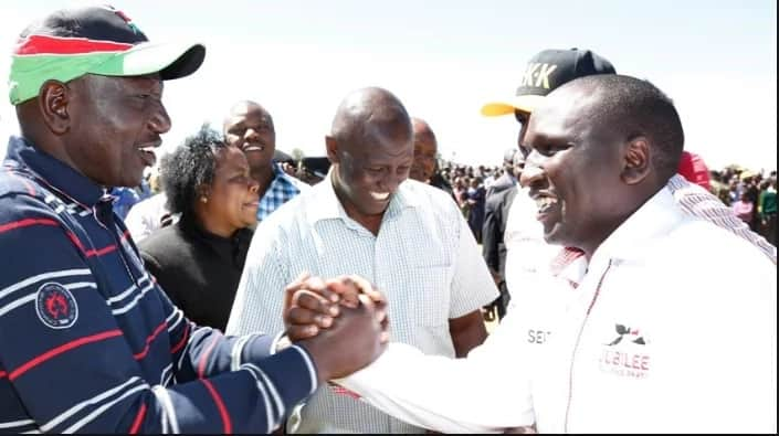 You have no capacity to tell Ruto anything - Miguna told after claiming the DP was politically dead