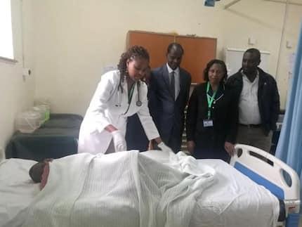 Walimu Nyandarua wajificha baada ya kumpiga na kumjeruhi vibaya mwanafunzi