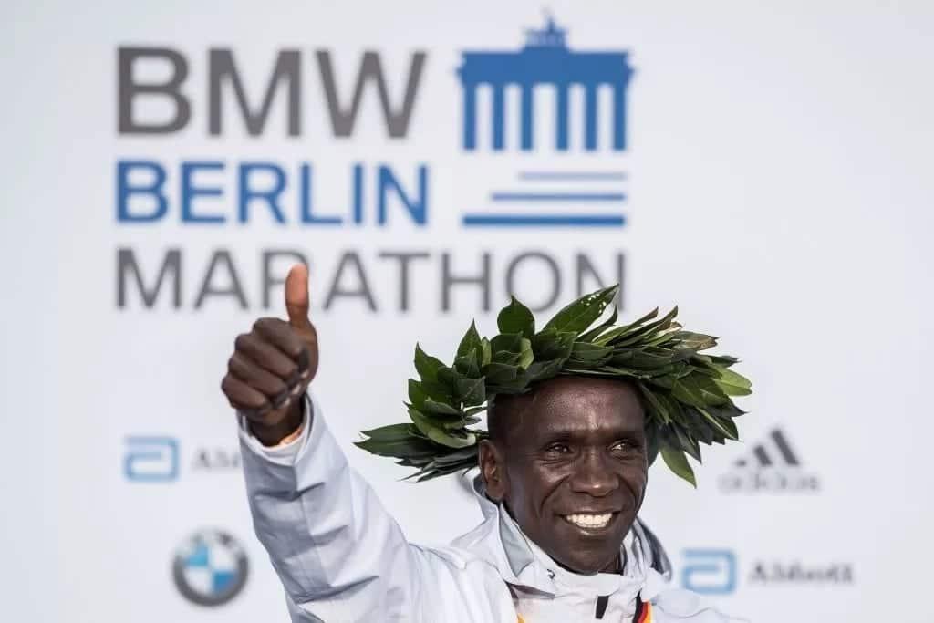 Brilliant Eliud Kipchoge does Kenya proud, smashes the Berlin world record