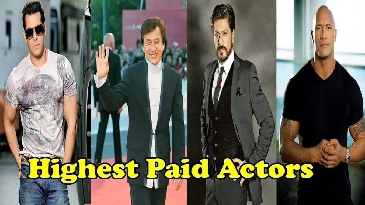 Highest paid commercial actors Top paid actors in the world Highest paid actors overall Highest paid actors worldwide The higest paid actors Highest paid actors by year Highest paid actors in history