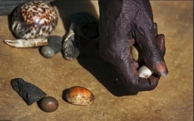 Makubwa! Jamaa 2 Nigeria wanaswa na magunia ya maiti ya watoto waliokaushwa (Picha)